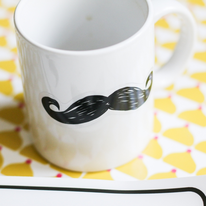 Stickers Moustache