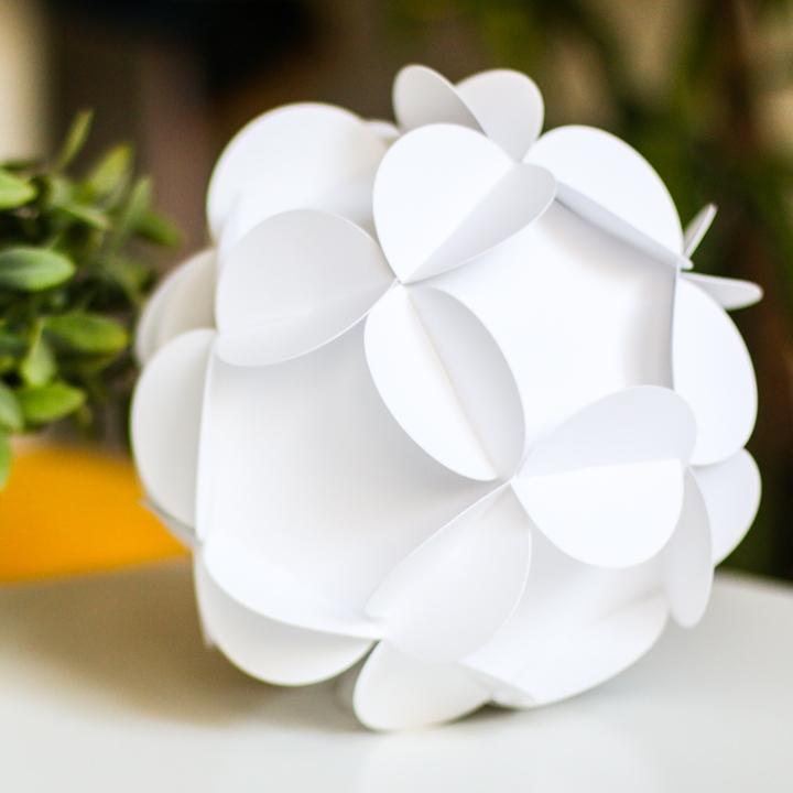 Boule Fleur