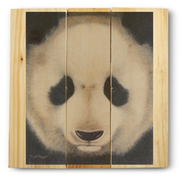 Votre photo imprimée sur un tableau en bois