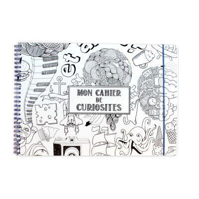 Cahiers De Coloriage Agent Paper