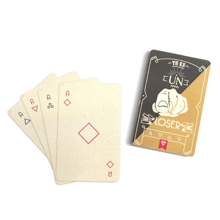 Jeu de cartes Loser