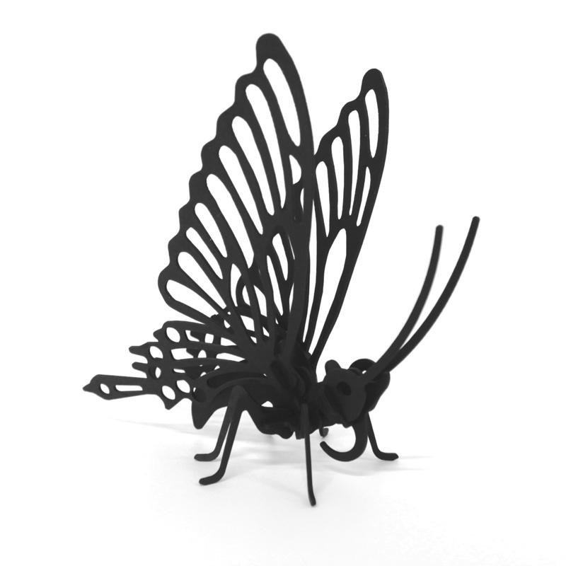 Papillon en carton