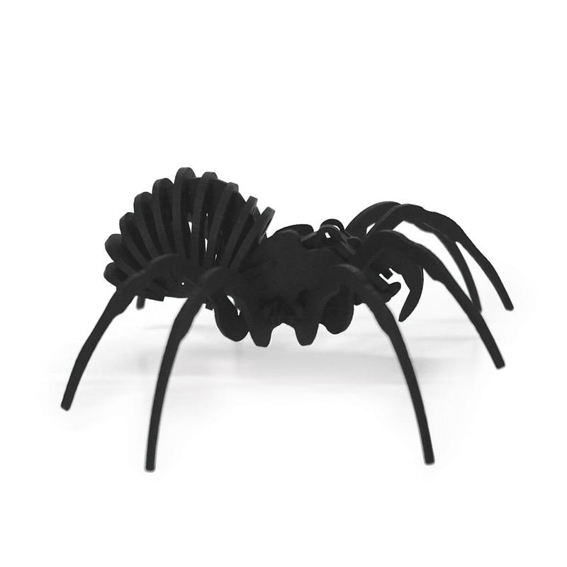 Araignée en carton