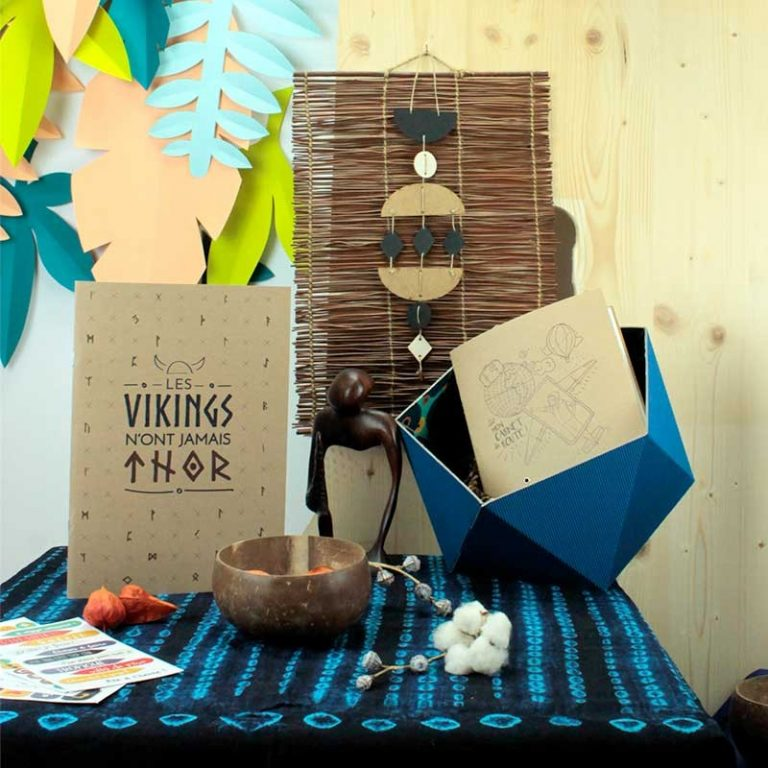 Cahier Viking