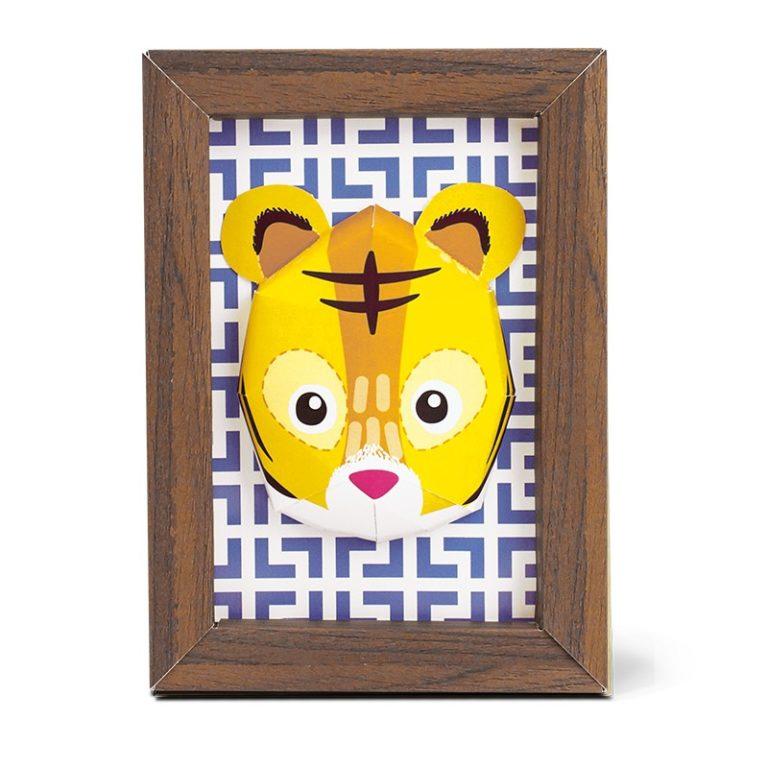 Mini tiger trophy