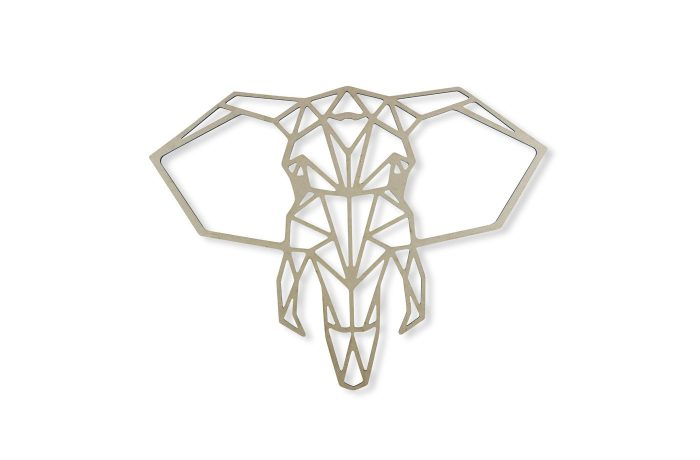 Geometric animal decoration 3