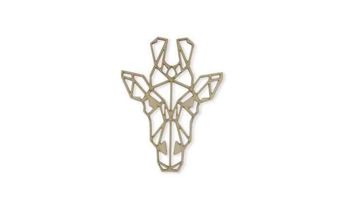 Geometric animal decoration 4