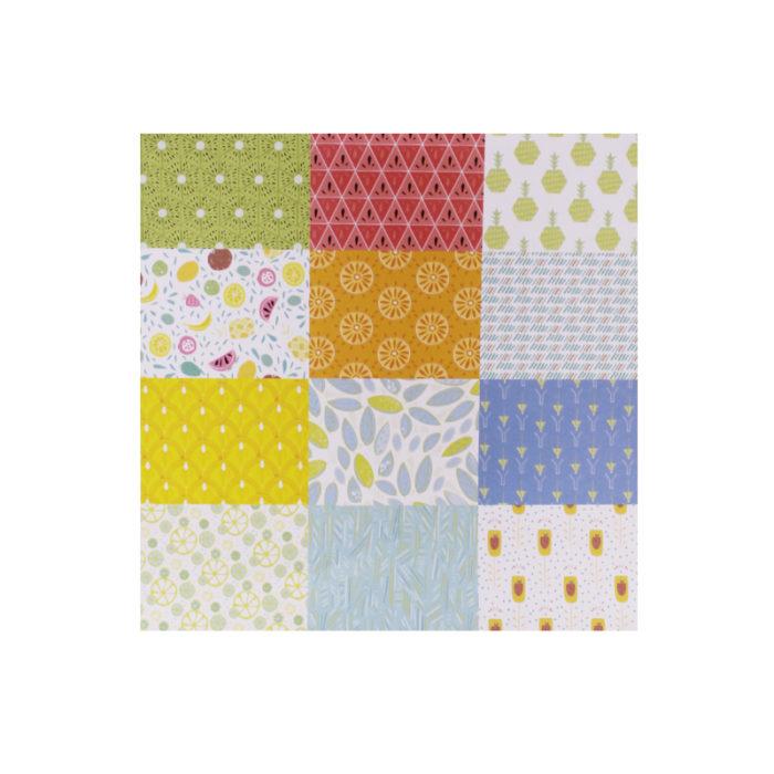 Kit origami Tutti frutti 4 3760271838036