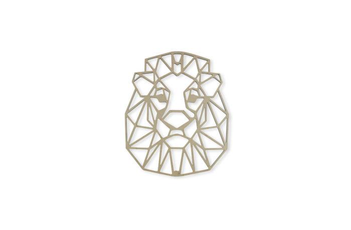 Geometric animal decoration 1