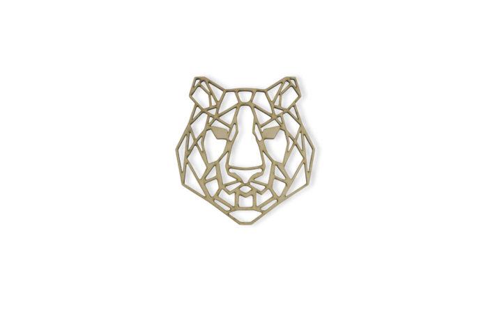 Geometric animal decoration 7