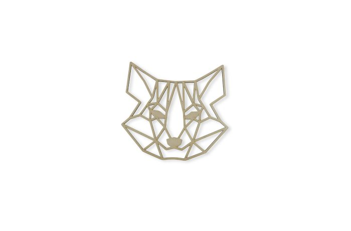 Geometric animal decoration 8