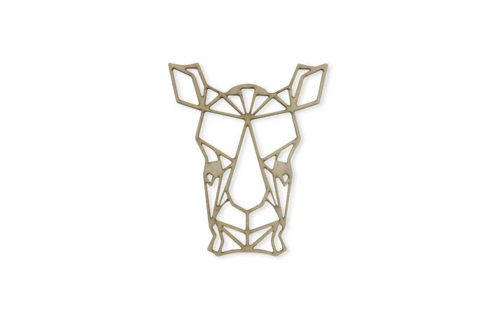 Geometric animal decoration 9