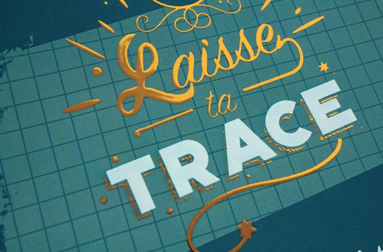 """Livre d'or toilette """"Laisse ta trace"""" 3 3760271838074"""