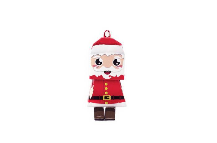 Santoy Paper Toy 1