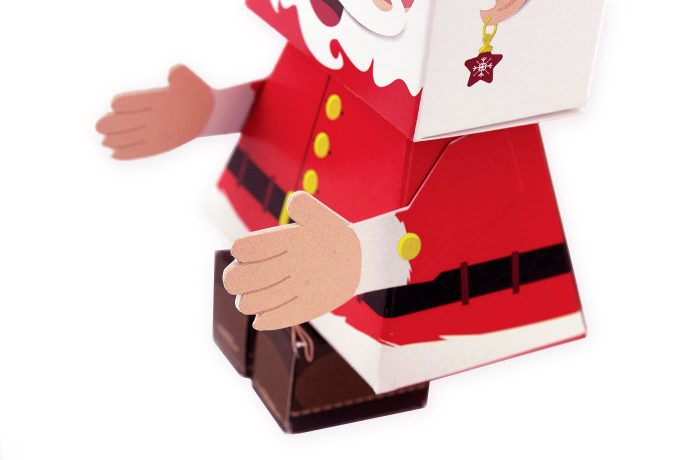 Santoy Paper Toy 3