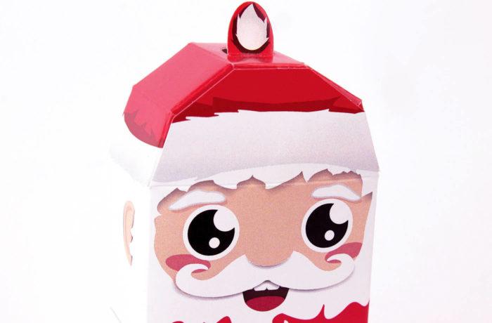 Santoy Paper Toy 4