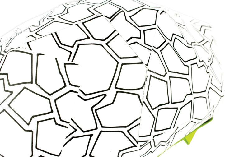 Tortue en papier 3D 11 3760271839651