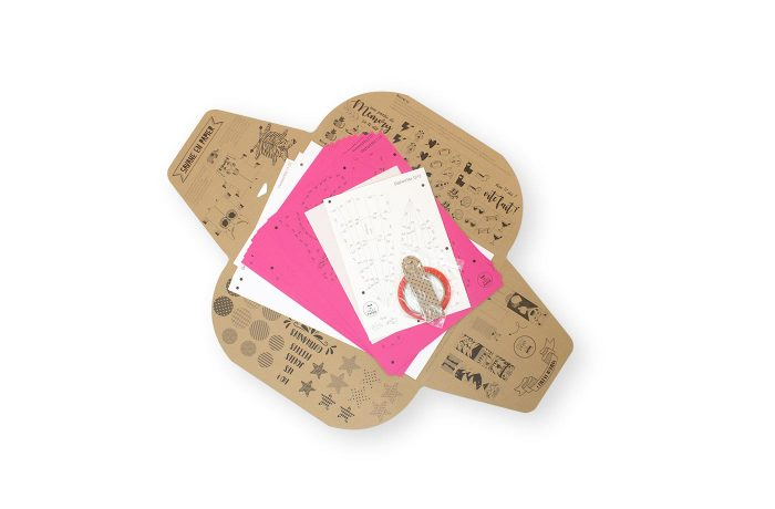 Elephant en papier 3D 14 3701310203729