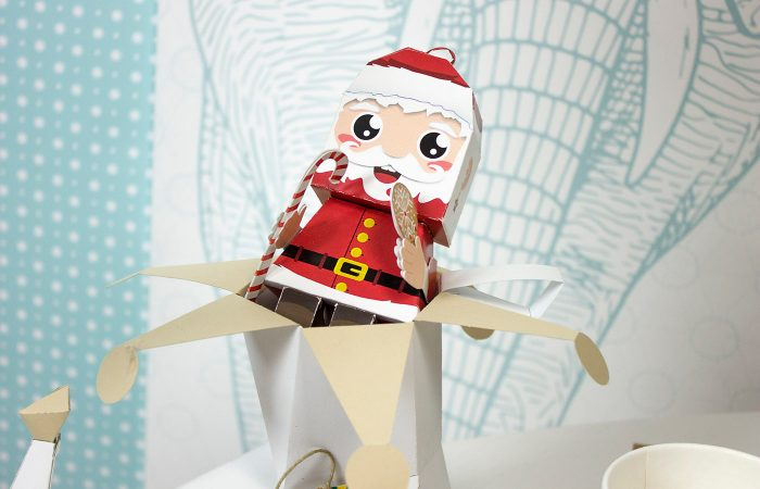 Santoy Paper Toy 2