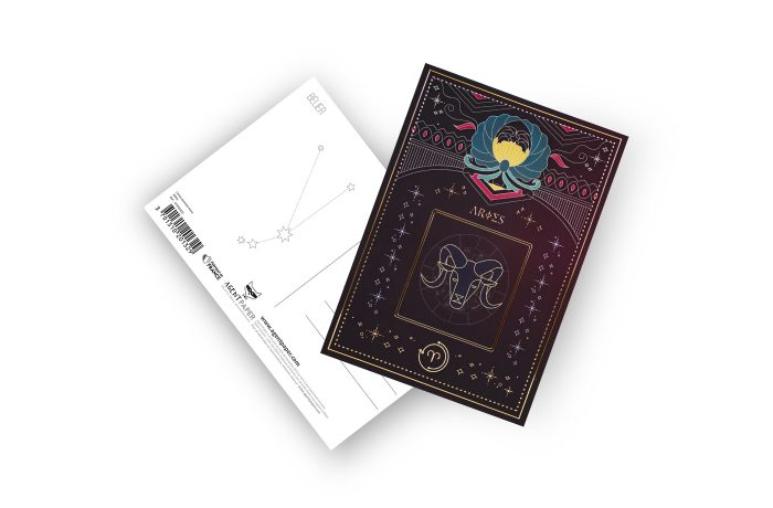 Cartes postales Astro 3 3701310201282