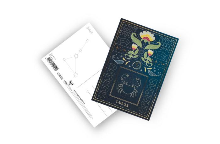 Cartes postales Astro 4 3701310201282