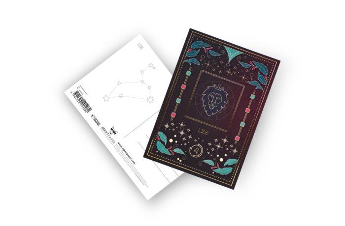 Cartes postales Astro 5 3701310201282