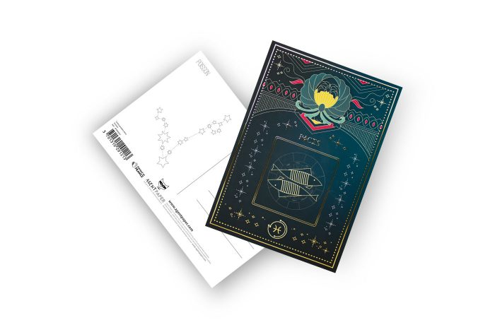 Cartes postales Astro 10 3701310201282