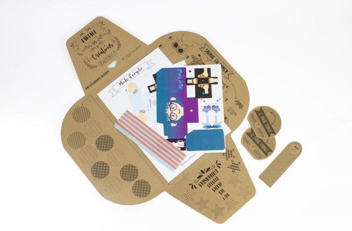 Einstoy Paper Toy 5