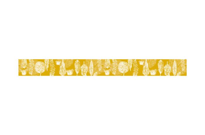 Frise personnalisable Arbres 4 3701310201695