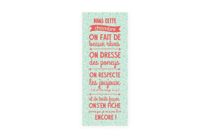 """Tapisserie """"Dans cette..."""" 4 3701310201855"""