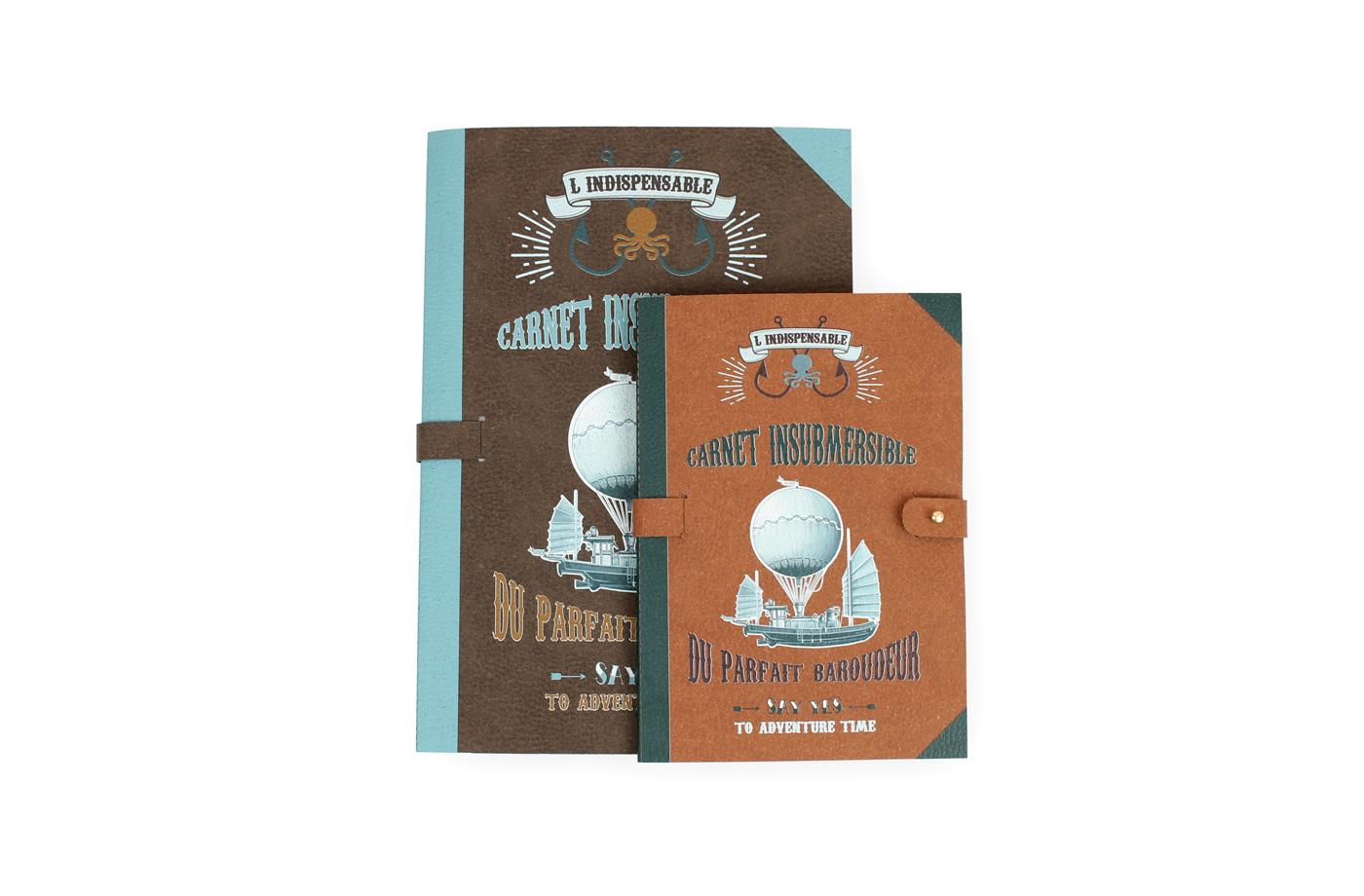 Carnet Baroudeur 11 3701310201060