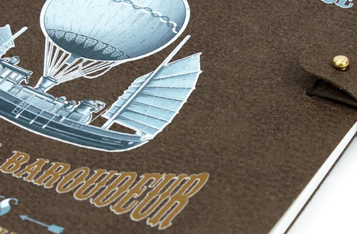 Carnet Baroudeur 5 3701310201060
