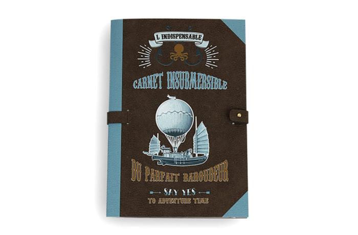 Carnet Baroudeur 3 3701310201060