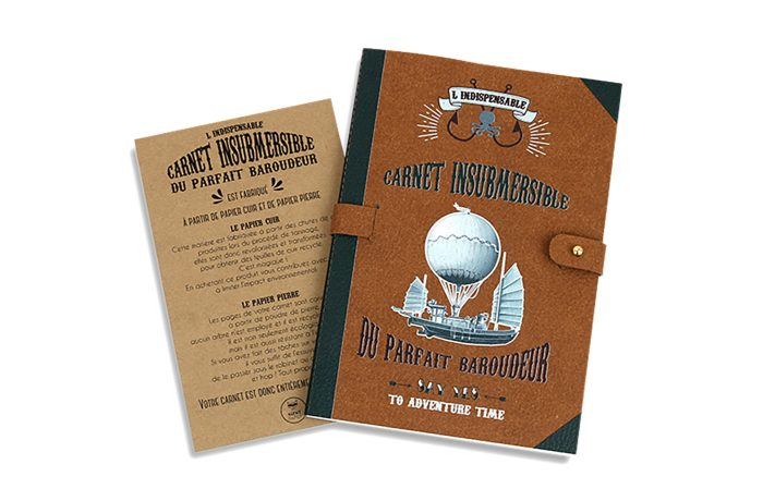 Adventurer notebook 6