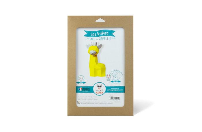 Trophée Babies Girafe 6 3701310201497