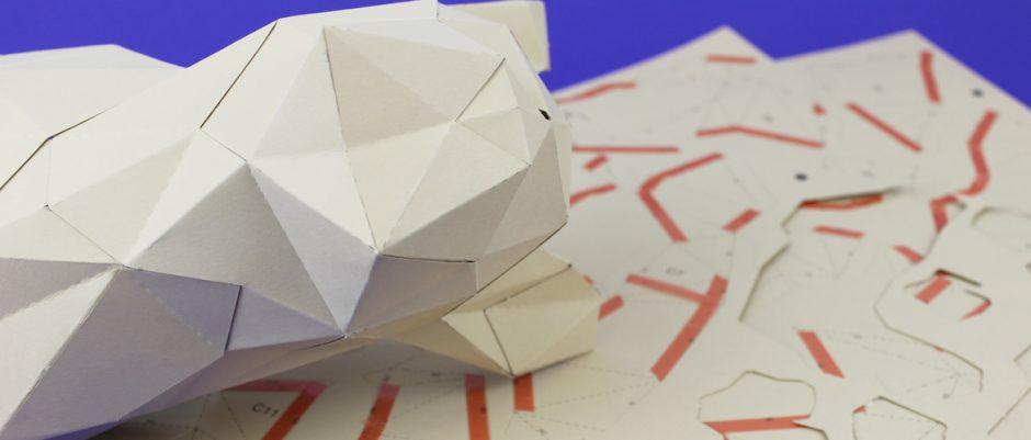 objet en papier