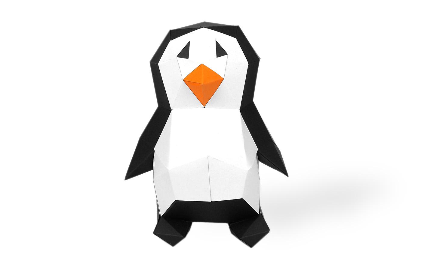 Trophée Babies Pingouin 7 3701310201510