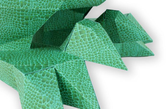 Petit dino en papier 3D 4 3701310203002