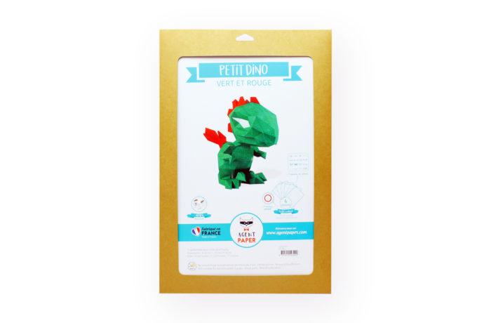 Petit dino en papier 3D 5 3701310203002