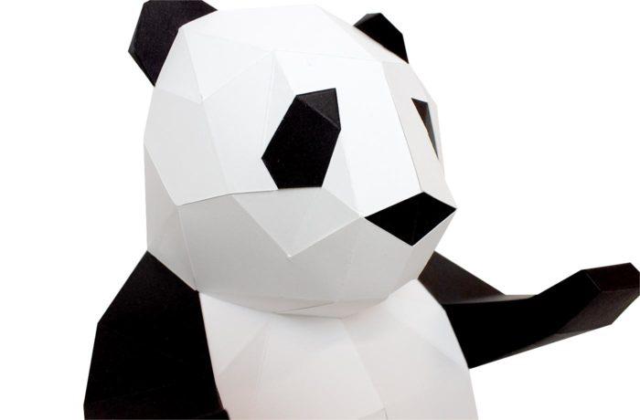 "Trophée ""Babies"" Panda 4 3701310203330"