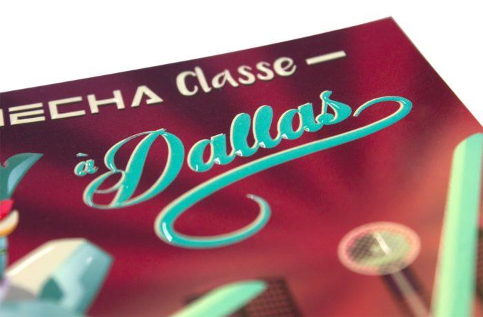 Carte postale Mécha Classe 4 3701310202784