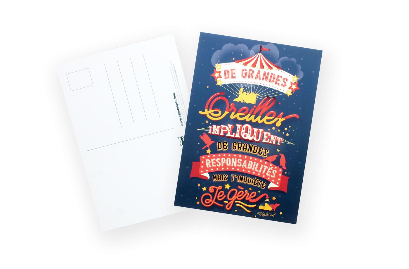 Cartes postales Tartines de Proust 15 3701310202920