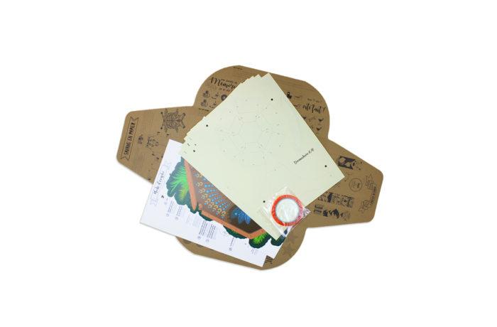 Dromadaire en papier 3D 3 3701310201916