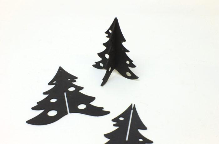 3 Sapins en carton noir 4 3701310203361