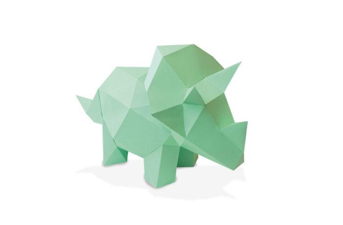"""Trophée """"Babies"""" Tricératops 1 3701310203347"""