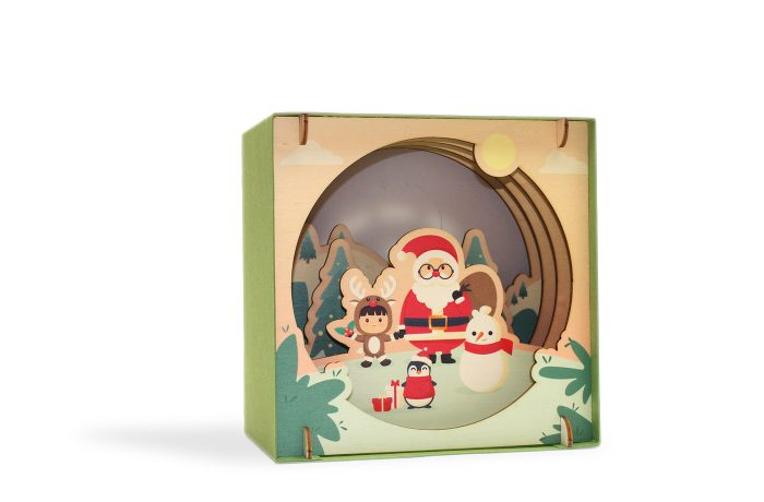 Veilleuse théâtre Noël 3 3701310203651