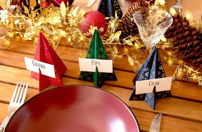 "Kit sapins de table ""Prestige"" 1 3701310203835"