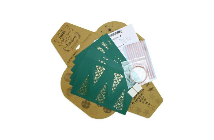 "Kit sapins de table ""Prestige"" 10 3701310203835"