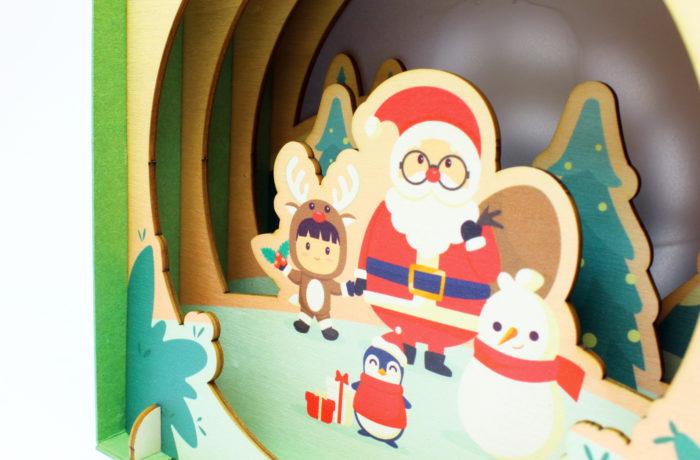 Veilleuse théâtre Noël 4 3701310203651