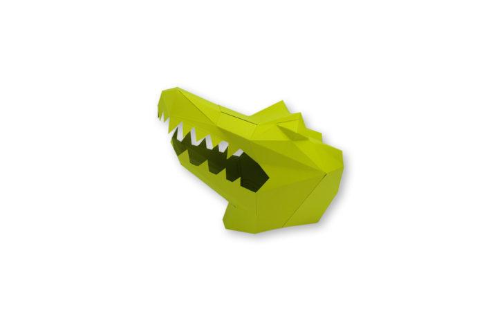 3D paper mask 3